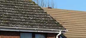 Gutter and roof cleaning in Gravesend and Northfleet